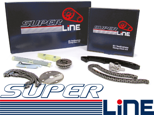 Promo kit catena Superline