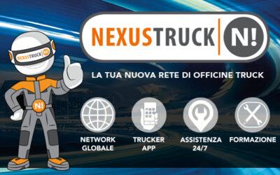 IN ITALIA APRE LA RETE DI OFFICINE NEXUSTRUCK